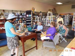 Quest Bookshop Charlottesville, Virginia