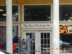 Quest Bookshop