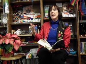 Book Woman December, 2013