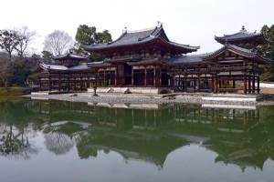 Byōdōin, Phoenix Hall near Uji